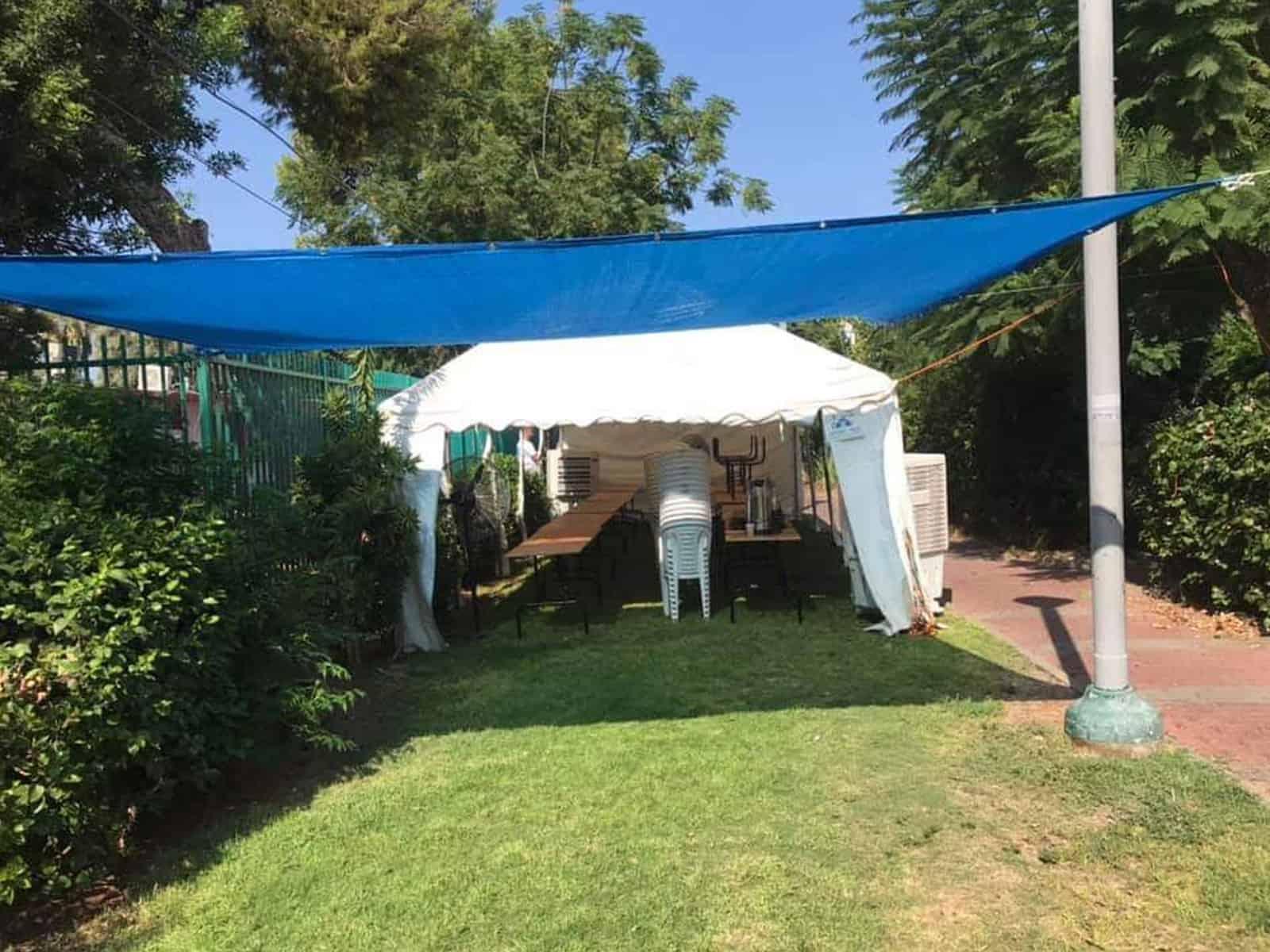 השכרת אוהלים לאבלים