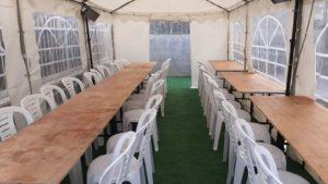 יתרונות בהשכרת אוהלים לאירועים