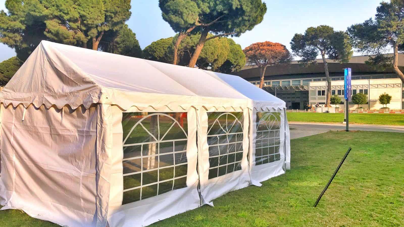 השכרת אוהלים לשבעה