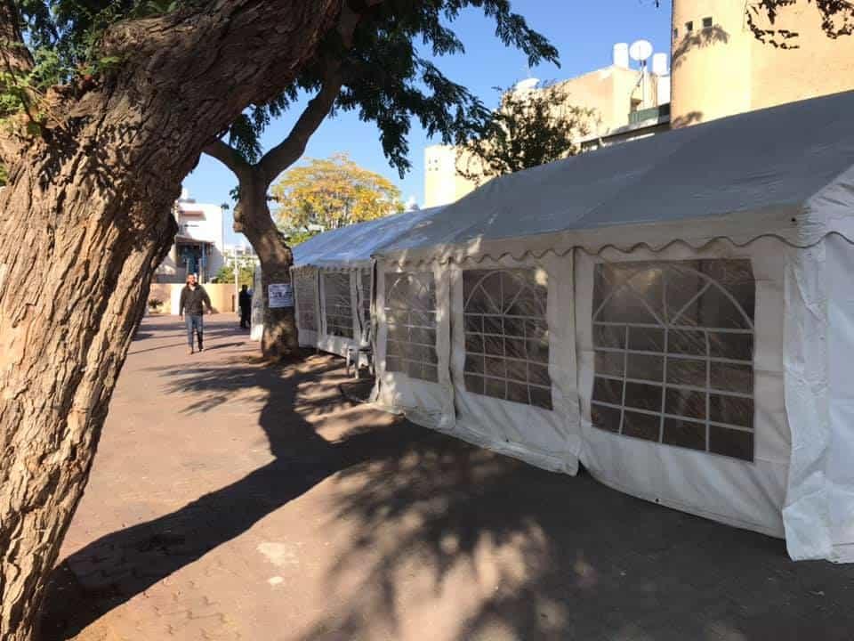 אוהלים להשכרה מחירים