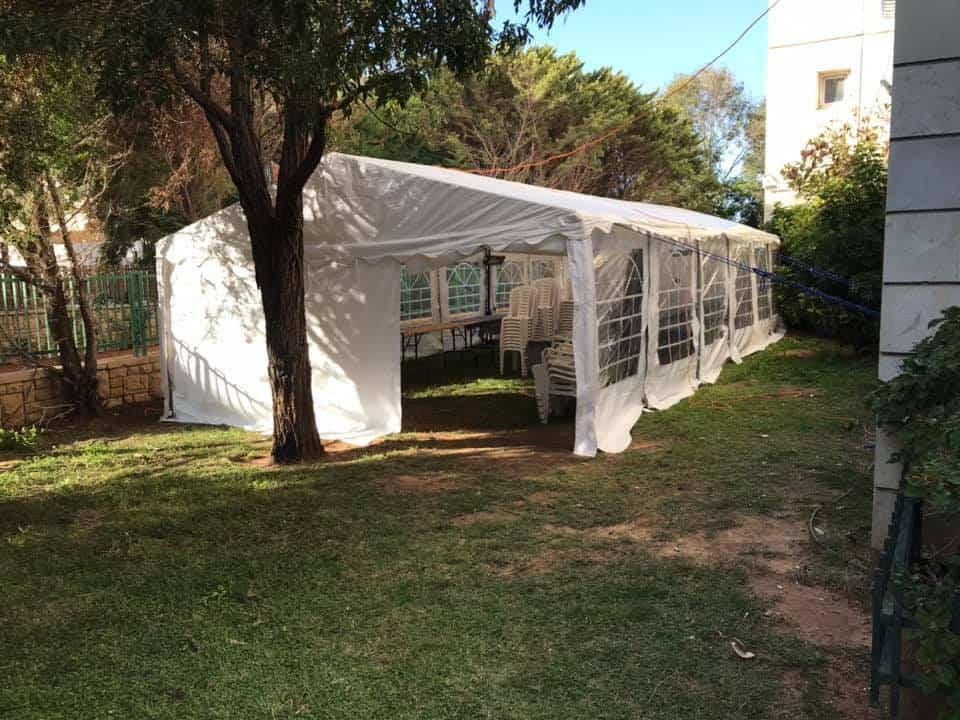 השכרת אוהלים מכל הסוגים לכל מטרה