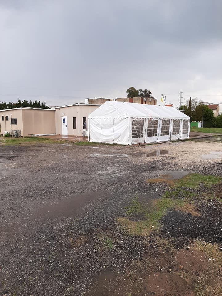 אוהלים לאירועים עסקיים