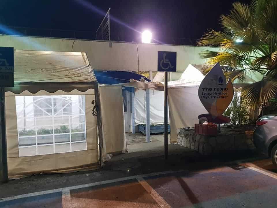 אוהלים לאבלים במחירים נוחים