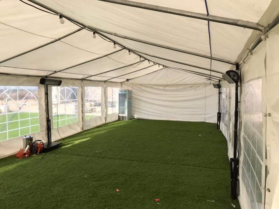 גלריית אוהלים מהשטח אוהלים